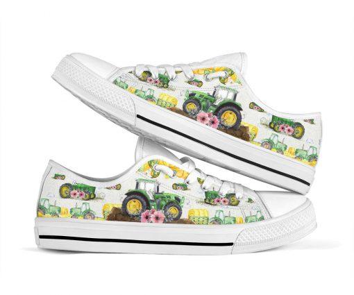 Tractor Garden Low Top Shoes2