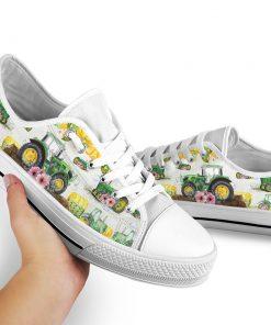 Tractor Garden Low Top Shoes3