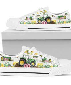 Tractor Garden Low Top Shoes6