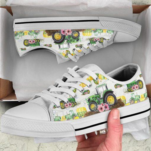 Tractor Garden Low Top Shoes8