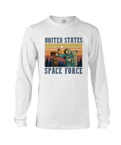 United States Space Force long sleeved