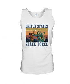 United States Space Force tank top