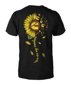 You are my sunshine Cummins Logo Sunflower shirt