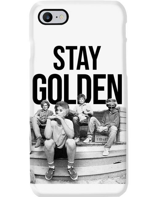 tay Golden Girl Minor Threat phone case 7
