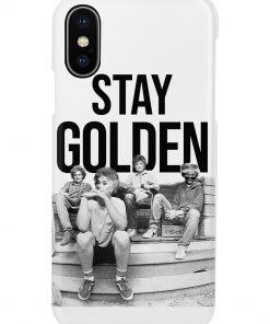 tay Golden Girl Minor Threat phone case x