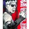 Anthony Bourdain Portrait Poster