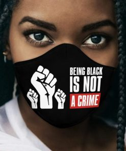 Being Black Is Not A Crime mask2