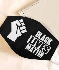 Black Lives Matter cloth mask