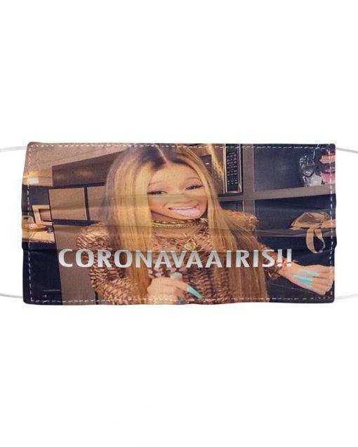 Cardi B CORONAVIRUS cloth mask