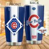 Chicago Cubs personalized tumbler