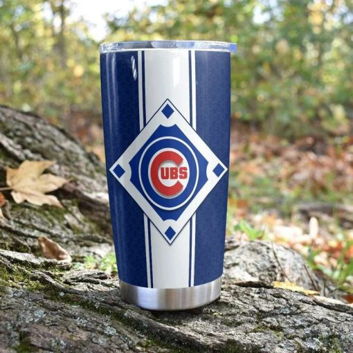 Chicago Cubs personalized tumbler1