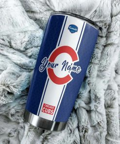 Chicago Cubs personalized tumbler3