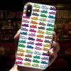 Crocs Crocin' pattern phone case