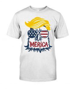 Donald Trump Eagle Merica T-shirt