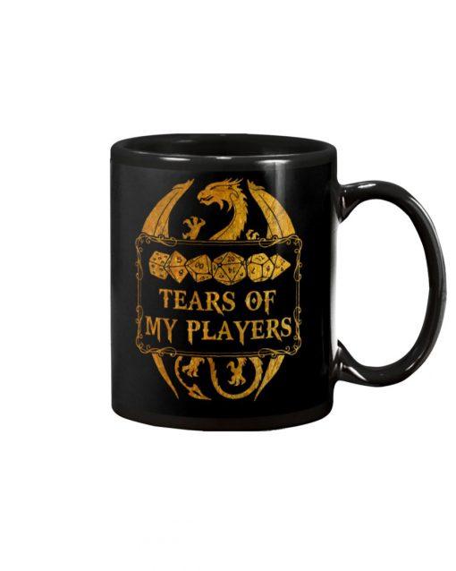 Dungeons & Dragons Tears of my players mug