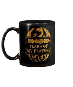 Dungeons & Dragons Tears of my players mug1