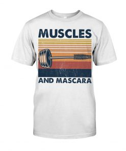 Fitness Muscles And Mascara shirt