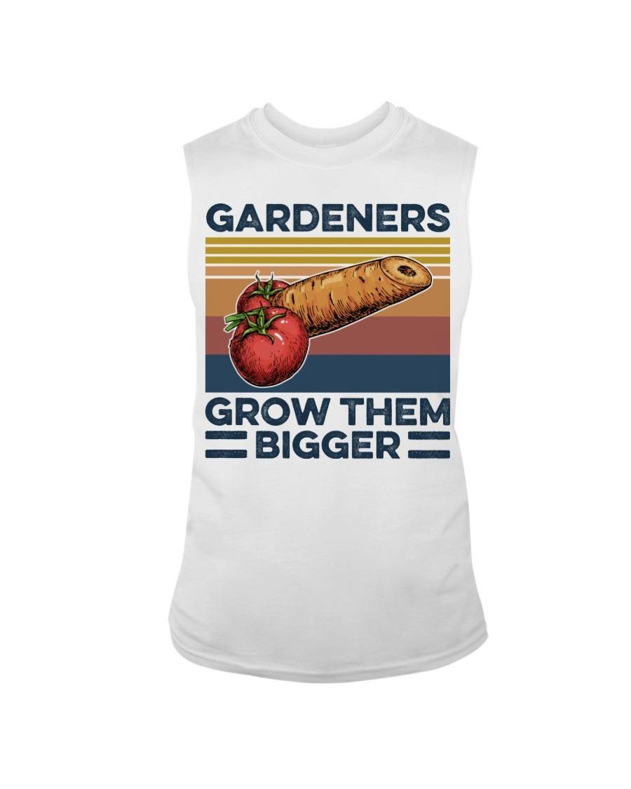 Garden Gardeners Grow Them Bigger tank top