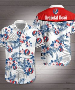 Grateful Dead Hawaiian Shirt