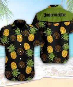 Jagermeister Tropical Hawaiian Shirt