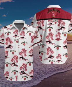 Jim Beam Hawaiian Shirt