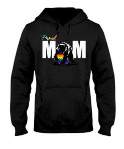 LGBT Proud Bear Mom sweatshirt