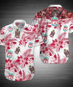 Liverpool FC 3D Hawaiian shirt
