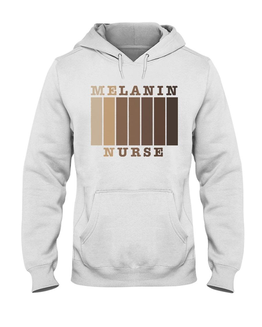 Melanin Nurse Shirt Tank Top Hoodie Tagotee