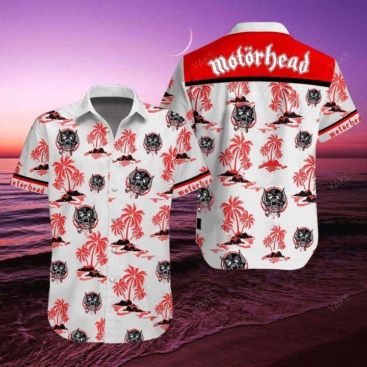 Motorhead Hawaiian shirt