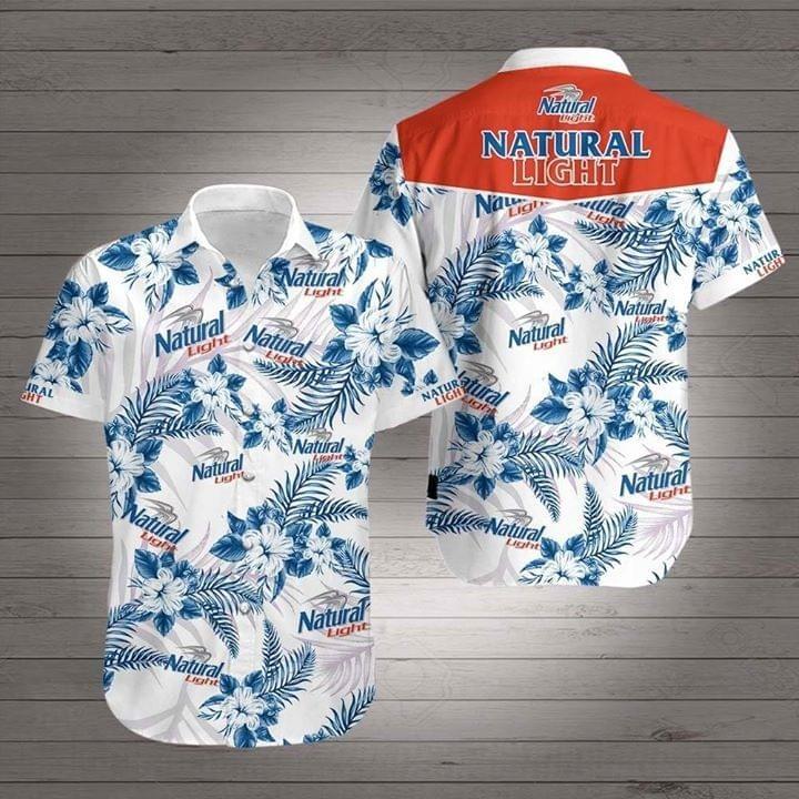 Natural Light Hawaiian 3D Shirt
