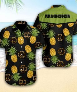 Rammstein Tropical Hawaiian Shirt