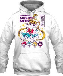 Sailor Meow Hoodie