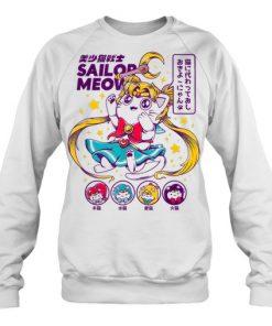 Sailor Meow Sweatshirt