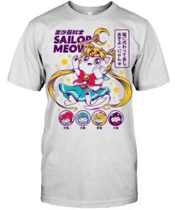 Sailor Meow T-shirt
