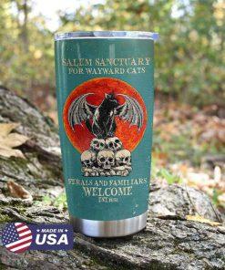 Salem Sanctuary For Wayward Cats Ferals And Familiars tumbler
