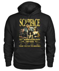 Scarface 37th Anniversary Hoodie