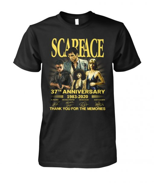 Scarface 37th Anniversary T-shirt