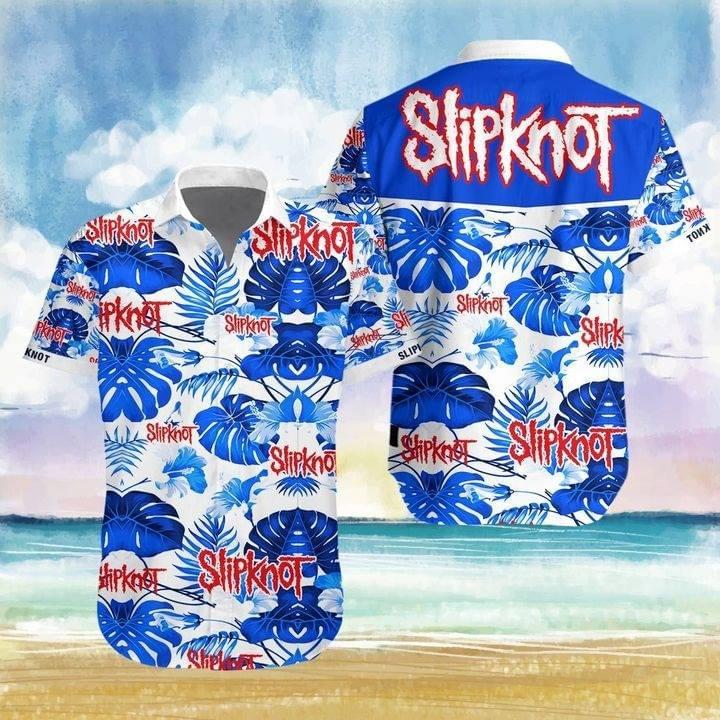 Slipknot Hawaiian Shirt