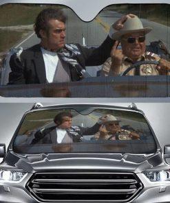 Smokey And The Bandit Car Sunshade