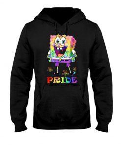 SpongeBob SquarePants LGBT Pride hoodie