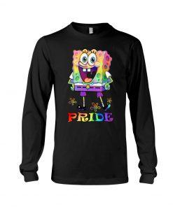 SpongeBob SquarePants LGBT Pride long sleeved