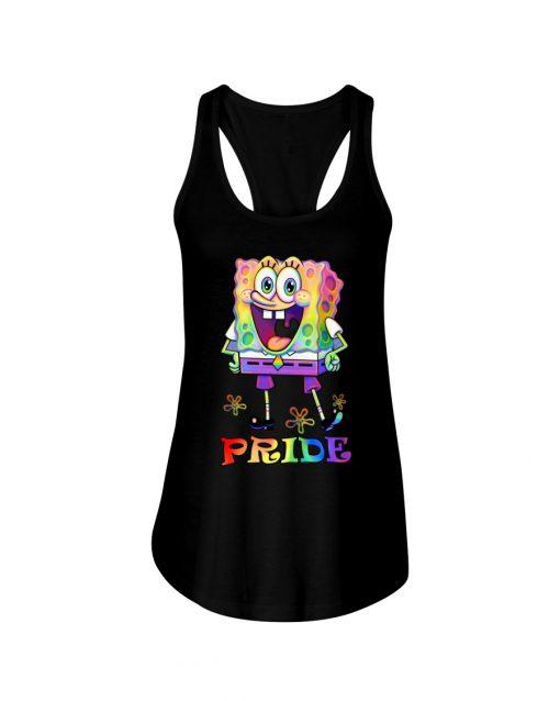 SpongeBob SquarePants LGBT Pride tank top