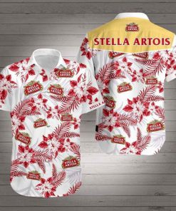 Stella Artois Hawaiian Shirt, hoodie, tank top