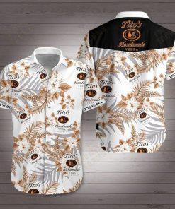 Tito's Handmade Vodka Hawaiian shirt