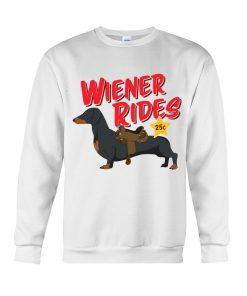 Wiener Rides SweatShirt
