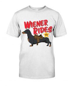 Wiener Rides T-Shirt