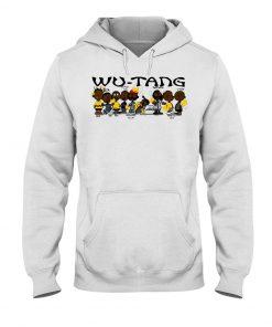 Wu Tang Clan Black Charlie Brown - Peanuts Hoodie