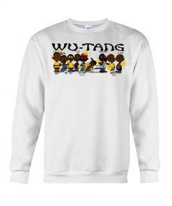 Wu Tang Clan Black Charlie Brown - Peanuts Sweatshirt