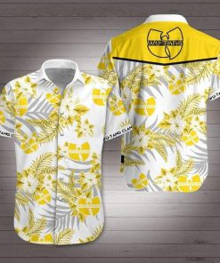Wu-Tang Clan Hawaiian Shirt