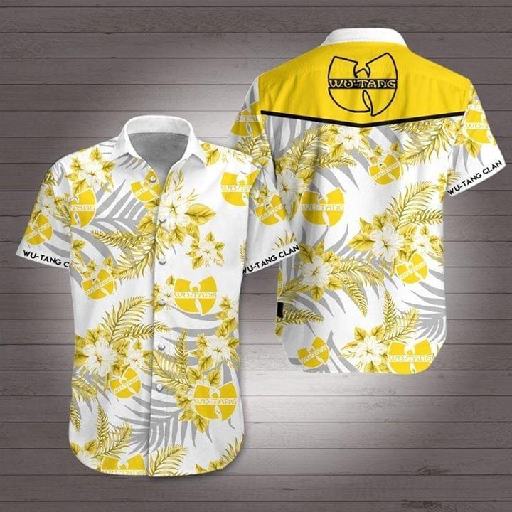 Wu-Tang Clan Hawaiian Shirt